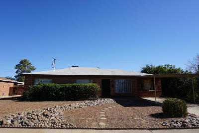 Pima County, Pinal County Single Family Home For Sale: 6618 E 12th Street