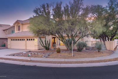 Oro Valley Single Family Home For Sale: 174 W Blackstone Road
