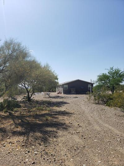 Pima County, Pinal County Manufactured Home For Sale: 16595 S Tatanka Lane