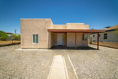 Tucson Single Family Home For Sale: 321 E Waverly Street