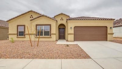 Sahuarita Single Family Home For Sale: 17755 S Whispering Glen Pth