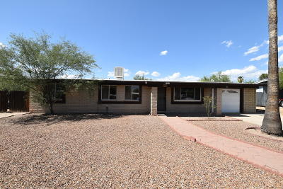 Pima County Single Family Home For Sale: 2470 W Las Lomitas