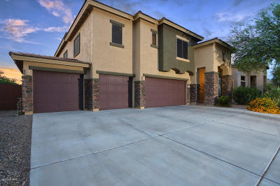 Tucson Single Family Home For Sale: 8681 N Ironwood Reserve Way
