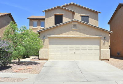 Pima County, Pinal County Single Family Home Active Contingent: 7067 S Gull Lane