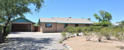 Pima County Single Family Home For Sale: 2326 E Lind Road