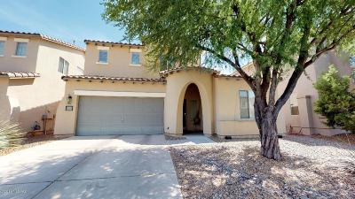 Pima County Single Family Home For Sale: 116 E Camino Limon Verde