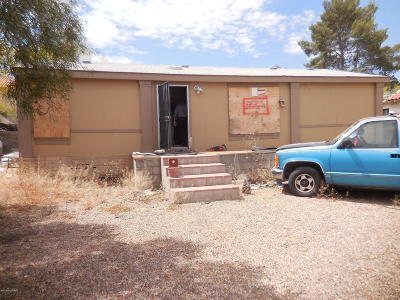 Pima County, Pinal County Manufactured Home For Sale: 205 W Jacinto Street