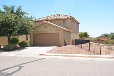 Green Valley Single Family Home Active Contingent: 18397 S Copper Point Drive