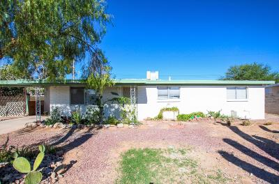 Pima County Single Family Home Active Contingent: 4950 N Sunrise Avenue