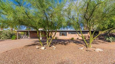 Pima County, Pinal County Single Family Home Active Contingent: 2432 N Indian Ridge Drive