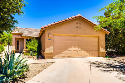 Pima County Single Family Home For Sale: 3192 W Donovan Drive