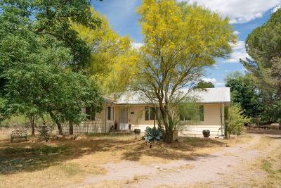 Santa Cruz County Single Family Home For Sale: 1947 E Frontage Rd