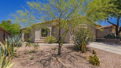 Marana Single Family Home For Sale: 5556 W Crimson Bluff Drive
