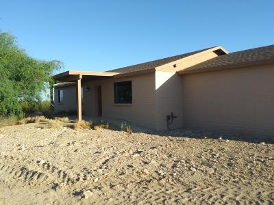 Pima County Single Family Home For Sale: 9785 W Calle Anasazi