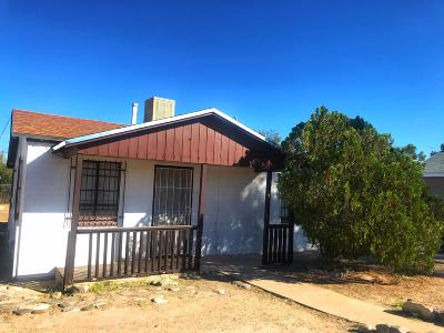 Pima County Single Family Home For Sale: 4215 S 16th Avenue
