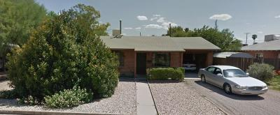 Pima County Single Family Home Active Contingent: 4802 E Mabel Street