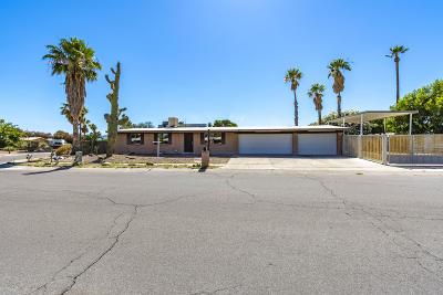 Tucson Single Family Home Active Contingent: 7741 N Hopdown Avenue