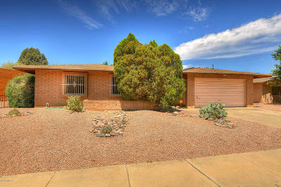 Pima County, Pinal County Single Family Home For Sale: 2921 N La Chiquita Avenue