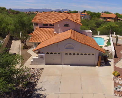 Tucson Single Family Home For Sale: 1010 W Lost Dutchman Place