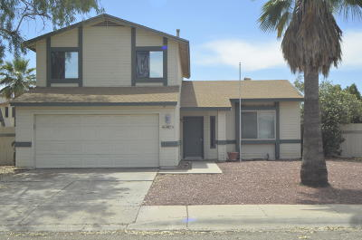 Pima County Single Family Home For Sale: 5871 N Belbrook Drive