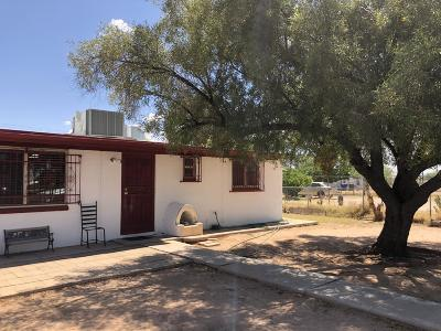 Pima County, Pinal County Single Family Home For Sale: 425 W Wyoming Street