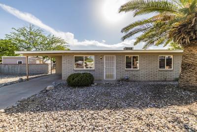 Pima County, Pinal County Single Family Home For Sale: 4860 S Lantana Place