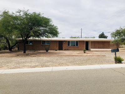 Tucson Single Family Home For Sale: 5302 N Flint Avenue