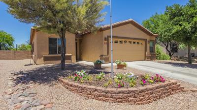 Marana Single Family Home Active Contingent: 11802 W Fordson Drive