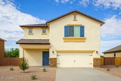Pima County Single Family Home For Sale: 11719 W Vanderbilt Farms Way