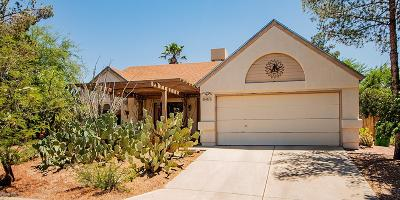 Pima County Single Family Home For Sale: 4511 W Rockwood Drive