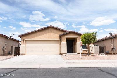 Pima County Single Family Home For Sale: 9370 N Grasshopper Drive