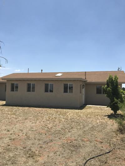 Cochise County Single Family Home Active Contingent: 13180 S Pete Kitchens Road