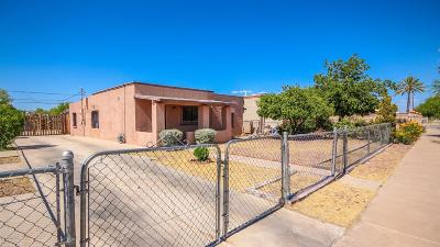 Pima County Single Family Home For Sale: 1414 W Sonora Street
