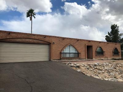 Pima County Single Family Home Active Contingent: 600 E Eton Drive