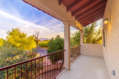Tucson Single Family Home For Sale: 2316 W Paseo Cielo