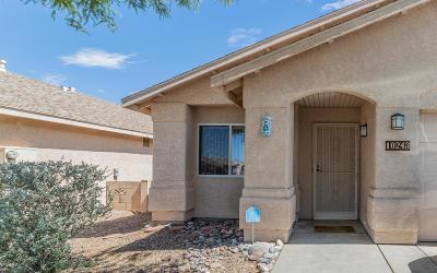 Single Family Home For Sale: 10243 E Paseo Juan Tabo