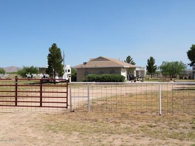Cochise County Single Family Home For Sale: 775 W March Street