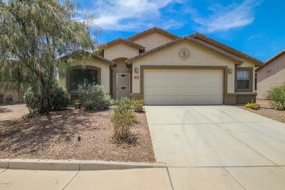 Marana Single Family Home For Sale: 12587 N Skoda Drive