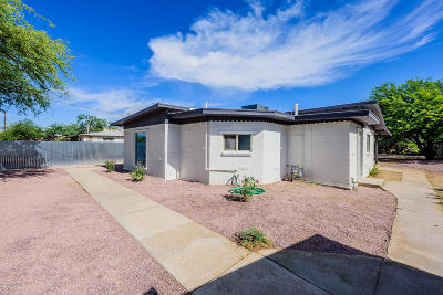 Pima County Single Family Home For Sale: 3221 E Glenn Street