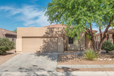 Pima County, Pinal County Single Family Home Active Contingent: 5465 N Bramble Brook Lane