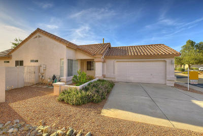 Pima County, Pinal County Single Family Home For Sale: 2121 N Nightshade Drive