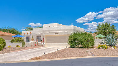 Saddlebrooke Single Family Home Active Contingent: 64240 E Echo Canyon Court