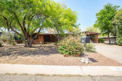 Tucson Single Family Home Active Contingent: 1972 W Calle Campana De Plata