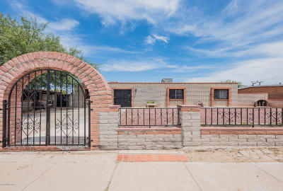 Pima County Single Family Home For Sale: 758 W Calle Garcia