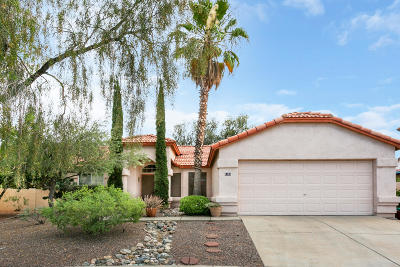 Pima County Single Family Home For Sale: 9418 N Warbler Place