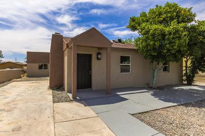 Pima County Single Family Home For Sale: 3544 S Lundy Avenue