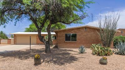 Pima County, Pinal County Single Family Home For Sale: 7741 E Fairmount Street