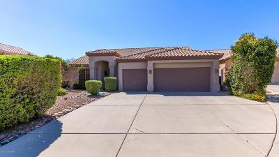 Oro Valley Single Family Home For Sale: 11151 N Divot Drive