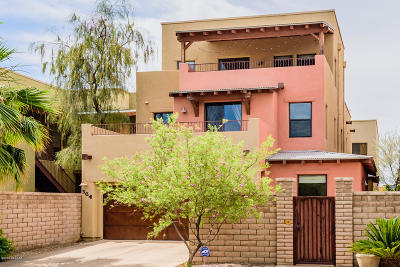Tucson Single Family Home Active Contingent: 364 E Cedarvale Road