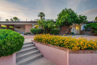 Pima County Single Family Home For Sale: 5935 E Hampton Street